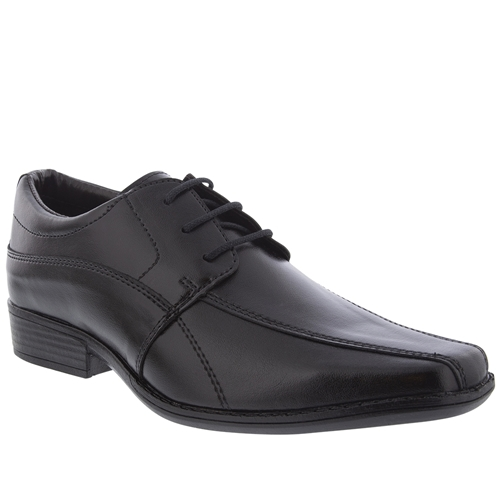Sapato Social Valença Infantil Preto