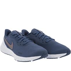 cortar tempo Por separado  Tênis Nike Revolution 5 Azul